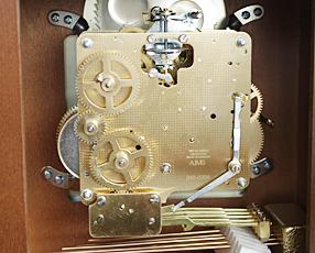 ドイツ AMS(アームス) 社製 機械式置き時計 2195-1(AMS2195-1)
