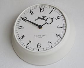 掛け時計 THOMAS KENTトーマスケント アナログ FIELDFARE 英国デザイン (OP-KC1005)