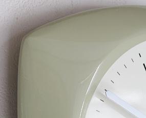 掛け時計 THOMAS KENTトーマスケント アナログ パステル掛時計 英国デザイン (OP-KC900)