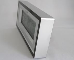 シチズン 置き時計 デジタル 高精度 温度計 湿度計 ライフナビ(8RD207-A23) 【 SALE5台限り35%OFF 】