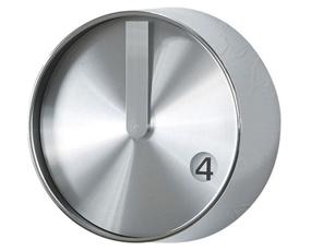 掛け時計 メタル 小型 おしゃれ シンプル リビング TELR1070 (SP-1070)
