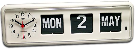 TWEMCO「デスクトップ・マルチ時計」