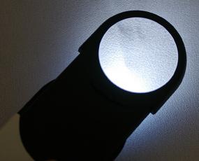 LEDクロックルーぺ
