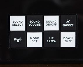 電波置き時計コリドーレ
