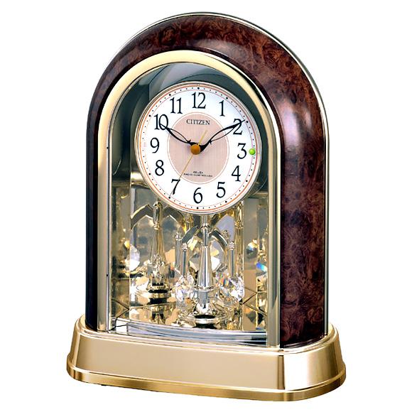 【特価2割引】シチズン 置き時計 パルドリーム(4RY656-023)