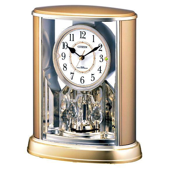 【特価2割引】シチズン 置き時計 パルドリームR659(4RY659-018)