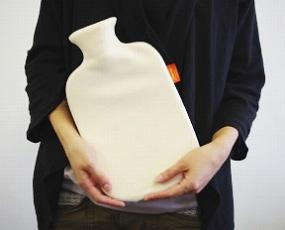 湯たんぽ [ドイツfashy製] 湯たんぽ エスプリドット ピンク 2リットル (SSa034)