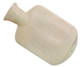 湯たんぽ [ドイツfashy製] 湯たんぽ シュガーブラウン 0.8リットル (SSa037)