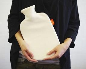 湯たんぽ [ドイツfashy製] NEWハイブリッドボトル 湯たんぽ 2リットル (SSa070)