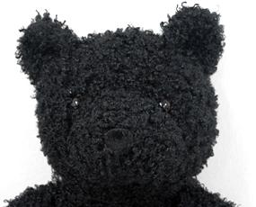 湯たんぽ(ゆたんぽ) ドイツ fashy ファシー社製 巻き毛 くま パレット ぬいぐるみ ベアー (SSkumap)