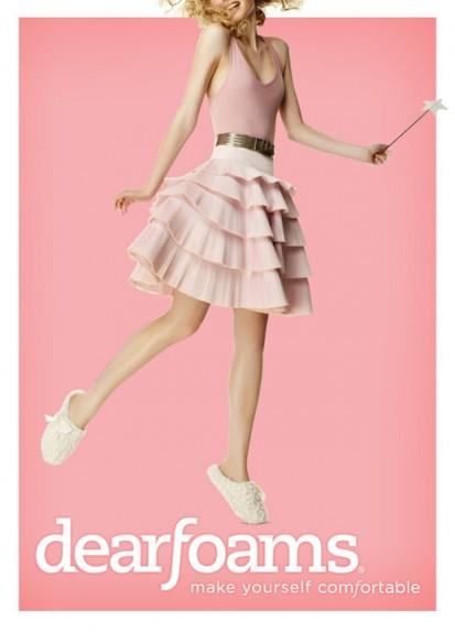 ディアフォームズ dearfoams