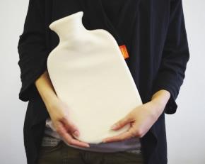 湯たんぽドイツfashyファシー社製カシミア