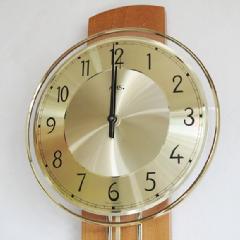detailed look 41f35 315d3 AMS 掛け時計 振り子時計 高級 ドイツ製 AMS7115-1 30%OFF 納期1~2ヶ月 (YM-AMS7115-1)
