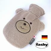 ファシー FASHY 湯たんぽ ドイツ製 スモールベアー 0.8リットル  (SSa074)