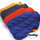 ファシー FASHY 湯たんぽ ドイツ製 2リットル ニットセーター 4色(SSa076)