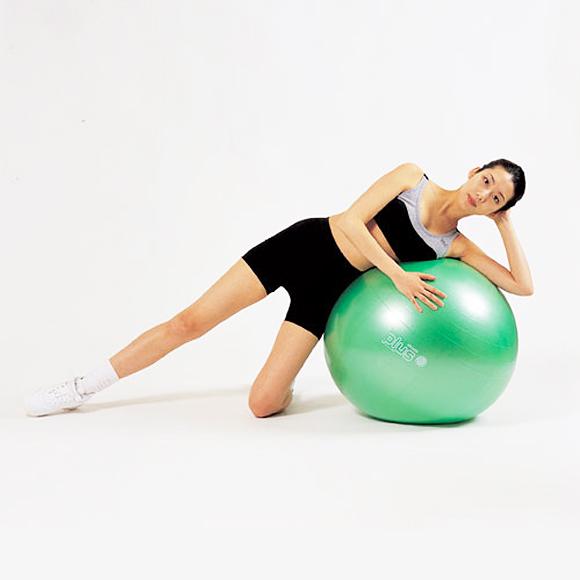 バランス ボール トレーニング アスリート