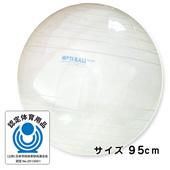 GYMNIC ギムニク イタリア製 バランスボール オプティボール95cm (GY96-95)