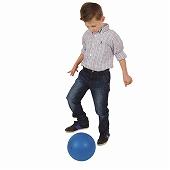 GYMNIC ギムニク イタリア製 バランスボール ソフトプレイ フットボール Softplay Football 【3歳以上対象】 (GY82-12)