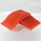 GYMNIC ギムニク イタリア製 バランスボール ベーネフィートマット (2ヶ1セット) Bene-Feet Mat